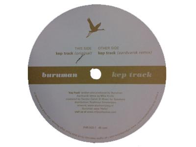 Buruman - Kep Track + Aardvarck remix