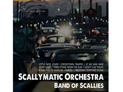 Scallymatic Orchestra - Band of Scallies